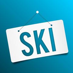 ski snowboard panel - panneau ski snowboard surf
