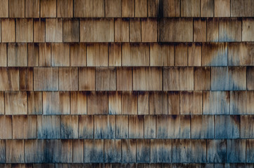 Wooden House Tiles
