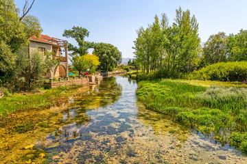 Sinj Rumin river
