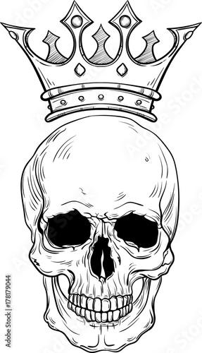 Skull tattoo hintergrund