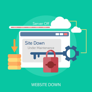 Website Down Conceptual Desgn