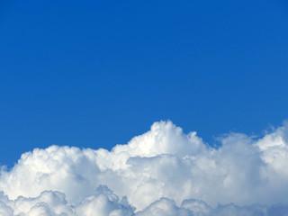 空 入道雲