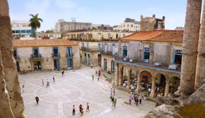 Havanna - Altstadt, Plaza de la catedral