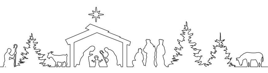 Weihnachtsgeschichte Krippenspiel