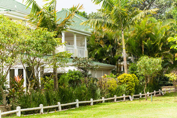 Houses Homes Tropical Landscaping