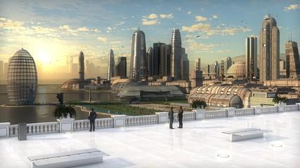 metropolis panorama