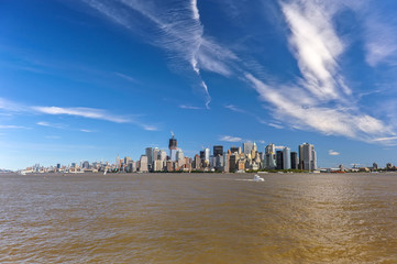 Panorama, Manhattan, NY, USA