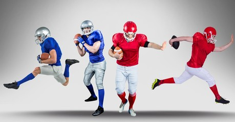 american football players wide