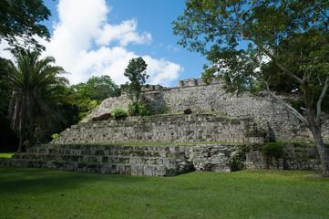 ruinas de kohunlich