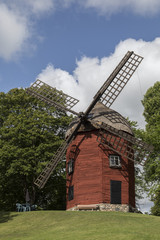 Windmill - Soderkoping - Sweden