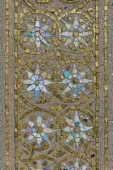 mosaic art nouveau