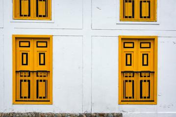 Fototapete - Salento Building Details