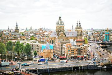 Basilica of Saint Nicolas in Amsterdam