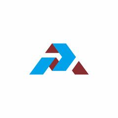PA Letter Logo Vector