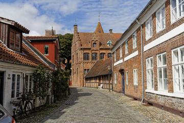 Ville de Ribe,  Danemark