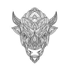 American Bison Zentagle