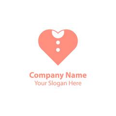 love cloth logo design