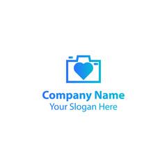 love photography logo design