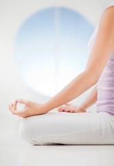 Lotus Position Meditation
