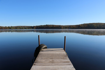 Dock on Lake, View 3