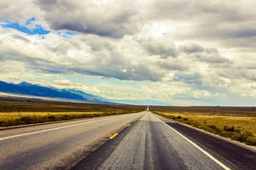 Colorado Highway Fototapete