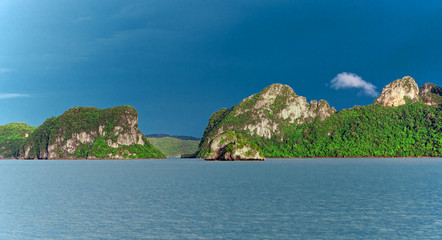 Thailand Coastline