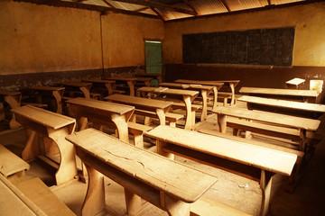 Tansania Schulraum