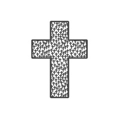 Cross icon