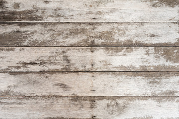 Wall Murals Retro brown wood plank texture background