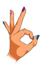 Thumb OK