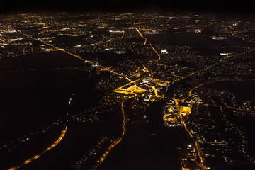 チェコ 上空写真