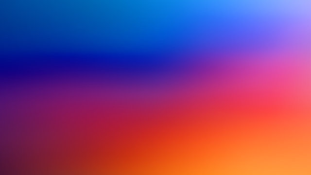 Abstract background color gradient