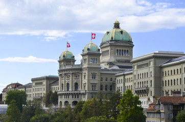 Bundeshaus Bern Switzerland