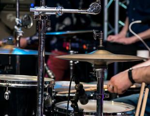 Drum fragment