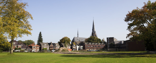 enschede city in the netherlands
