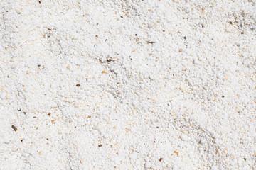 Marble beach sand, stones