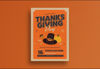 Thanksgiving Flyer 1