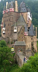Wall Mural - Burg Eltz Germany