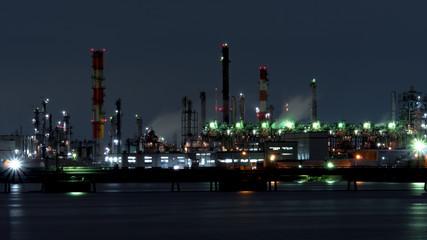 工場夜景(大阪)