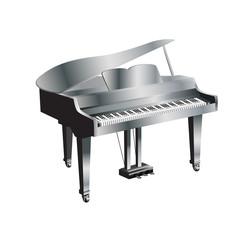 Piano_silver