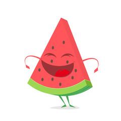 funny watermelon clipart