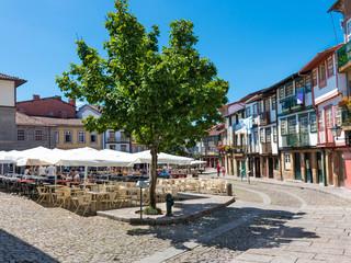 Praça De São Tiago place placette Guimaraes Guimarães