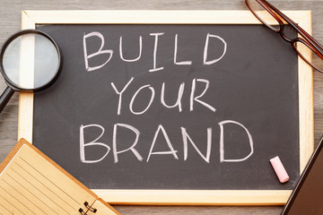 Build your brand concept.
