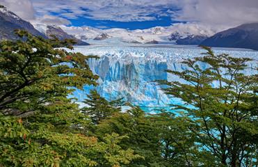 Keuken foto achterwand Gletsjers Perito Moreno Glacier at Los Glaciares National Park N.P. (Argentina)