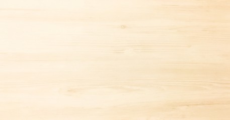 Light wood texture background surface with old natural pattern or old wood texture table top view. Grunge surface with wood texture background. Grain timber texture background. Rustic table top view.