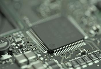Schaltkreis, Chip, Leiterplatte