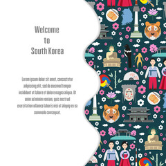 Welcome to South Korea.