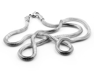 Jewel Necklace - Stainless steel