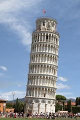Leaaning Tower of Pisa - Tuscany - Italy
