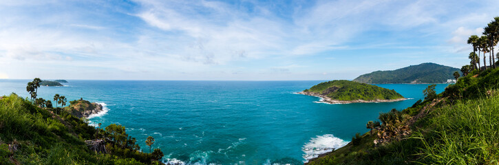 Island bay view at Phuket ,Phuket Province Thailand